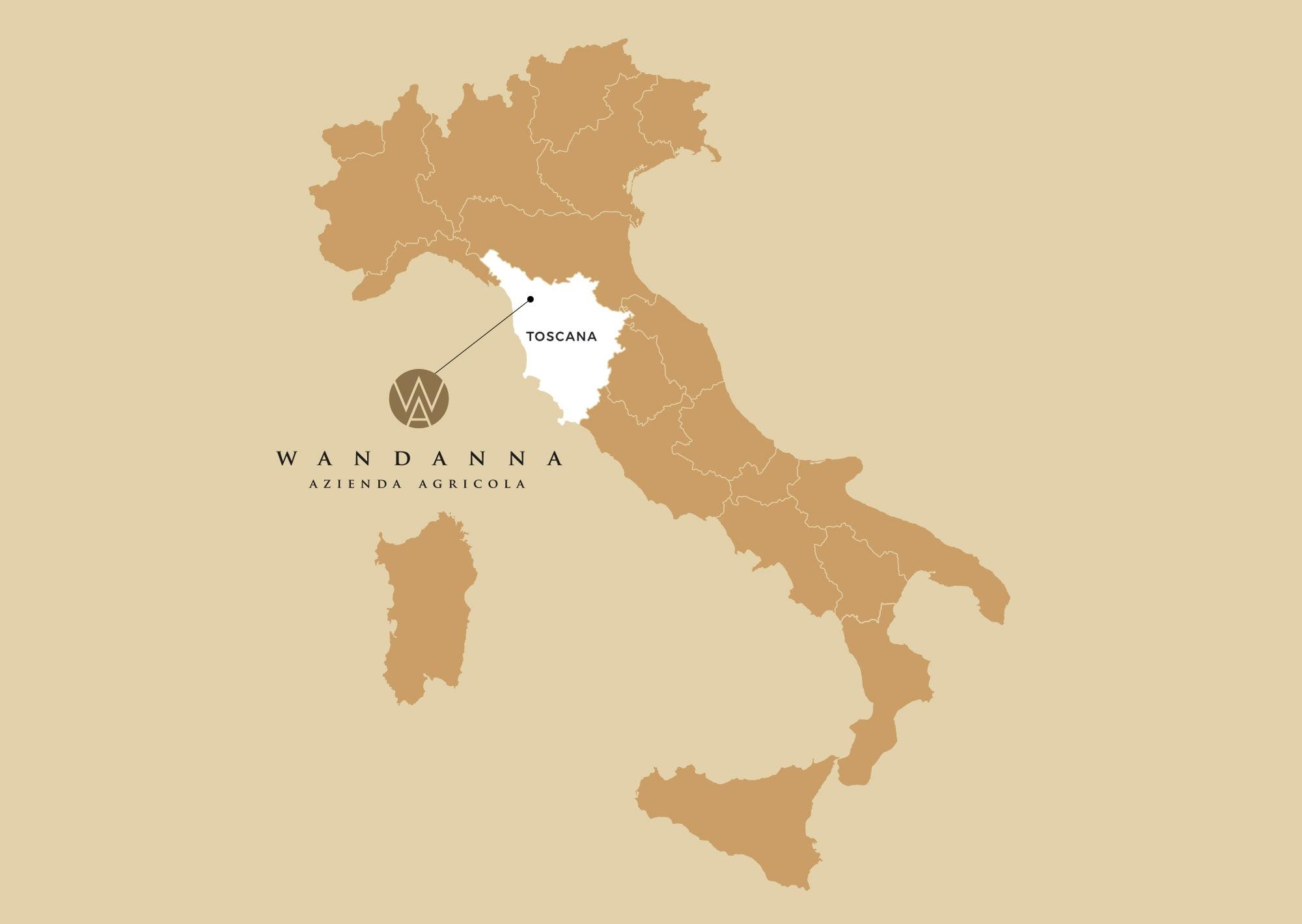 Wandanna