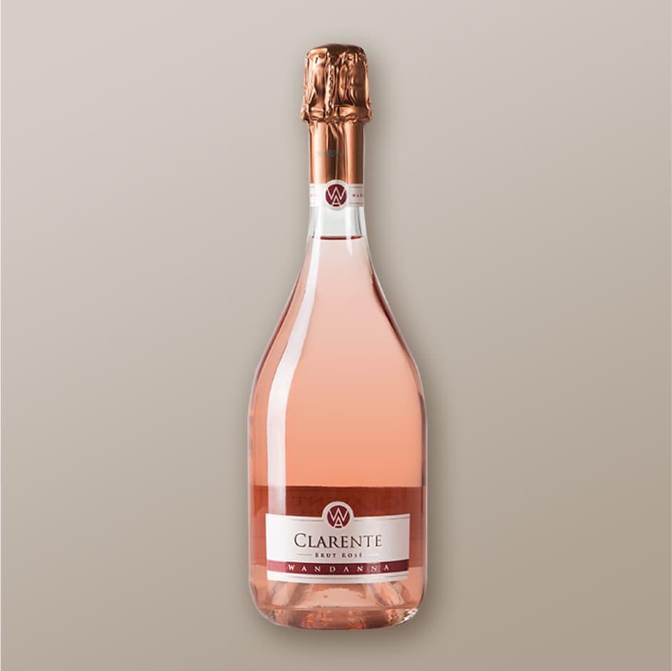 CLARENTE<br />Brut Rosé