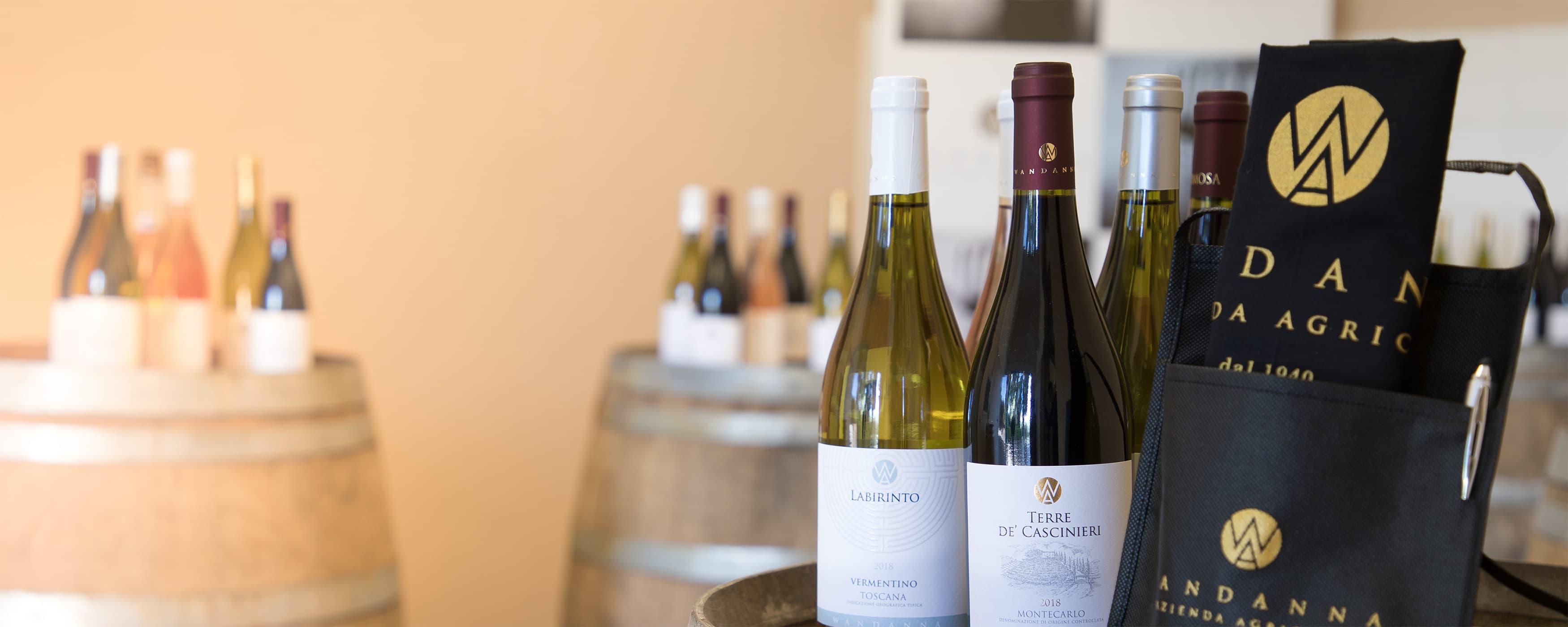 Winetasting and events at Wandanna
